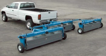 Airport Magnetic Sweepers