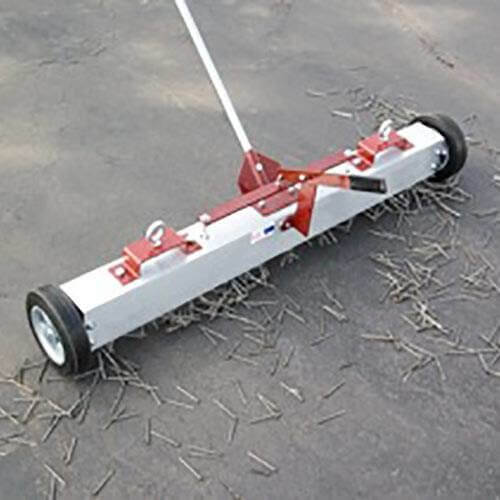 Magnetic Sweeper - Dual Purpose