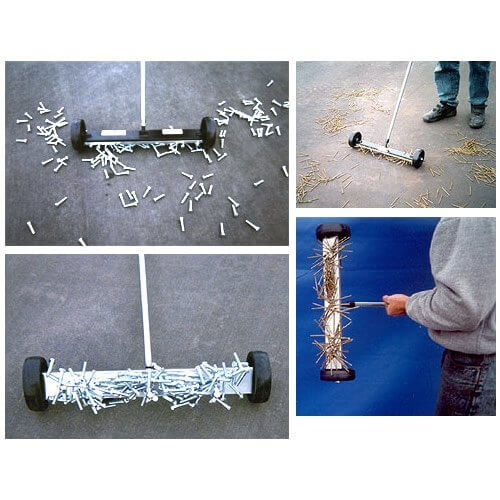 Magnets – Magnetic Broom - Econo-Mag Magnetic Sweeper