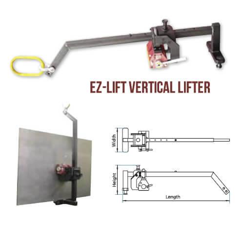 EZ Lift Lifting Magnets Lifting Arm