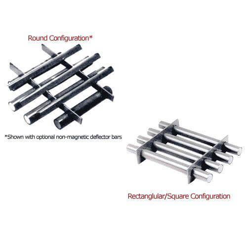 Conveyor Magnet - Grate Magnets