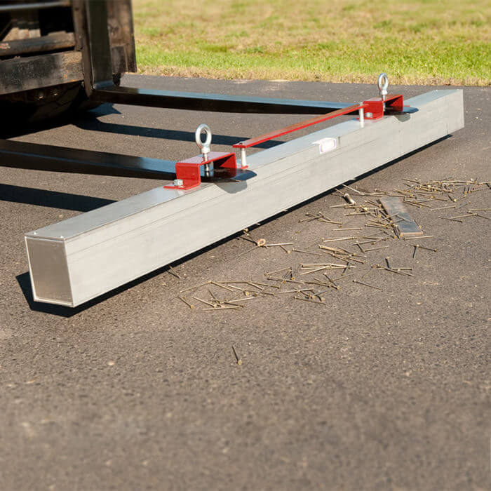 Magnetic Sweeper - Load-Release