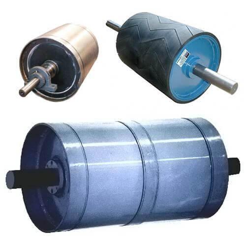 Conveyor Magnet - Magnetic Head Pulleys
