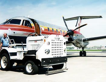 Airport Magnetic Sweeper