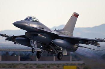 FOD Magnets on Military Flightline