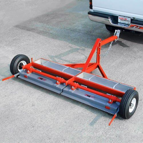Magnet - Tow Behind Magnetic Sweeper