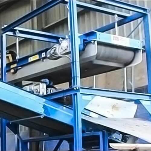 Conveyor Magnet - Overband Conveyor Magnet