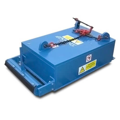stationary overhead magnetic separators