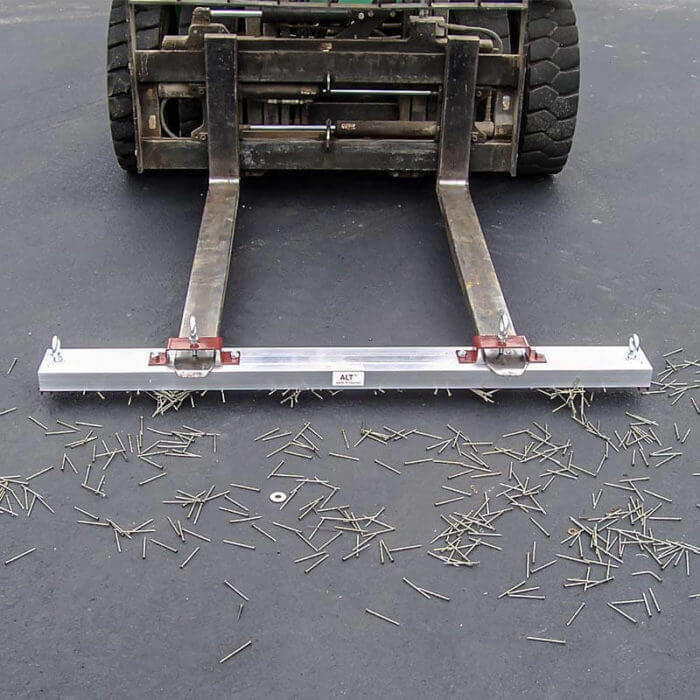 Type Alt Magnetic Sweeper